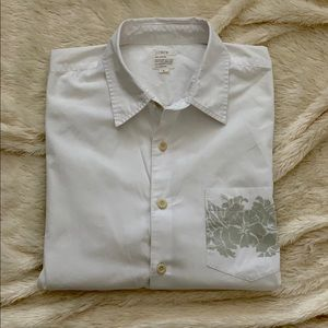 J.Crew Men's Short sleeve Shirt